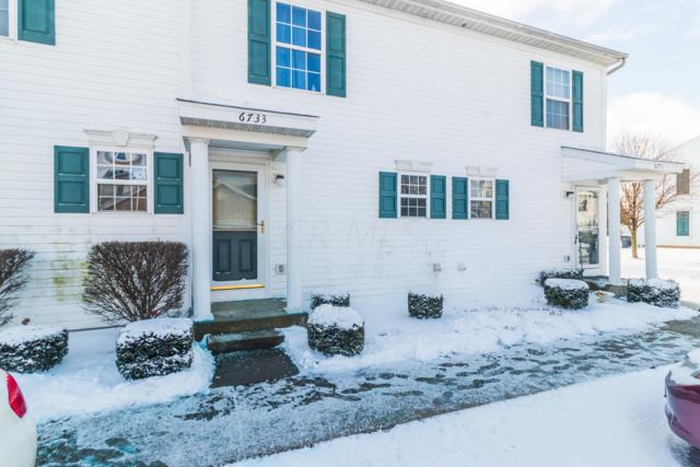 6733 Lagrange Drive 55F, Canal Winchester, OH 43110 (MLS #219001883) :: The Raines Group
