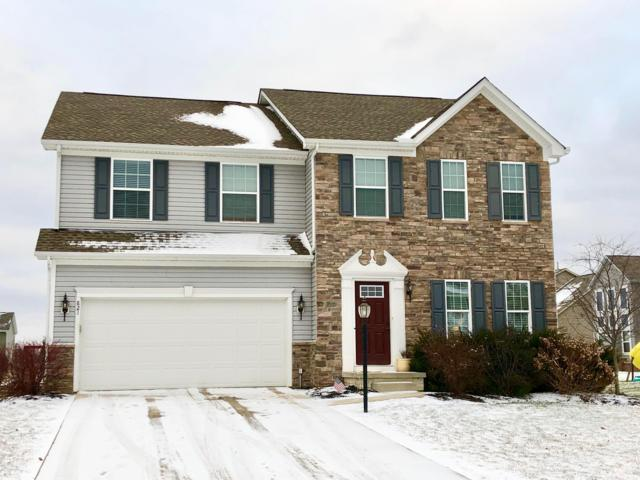 821 Oakley Drive, Delaware, OH 43015 (MLS #219001906) :: RE/MAX ONE