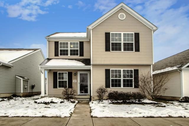 5687 Marshfield Drive, Westerville, OH 43081 (MLS #219001926) :: Brenner Property Group | KW Capital Partners