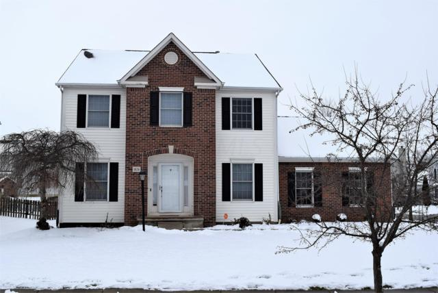 1826 Fawn Meadow Drive, Marysville, OH 43040 (MLS #219001980) :: The Mike Laemmle Team Realty