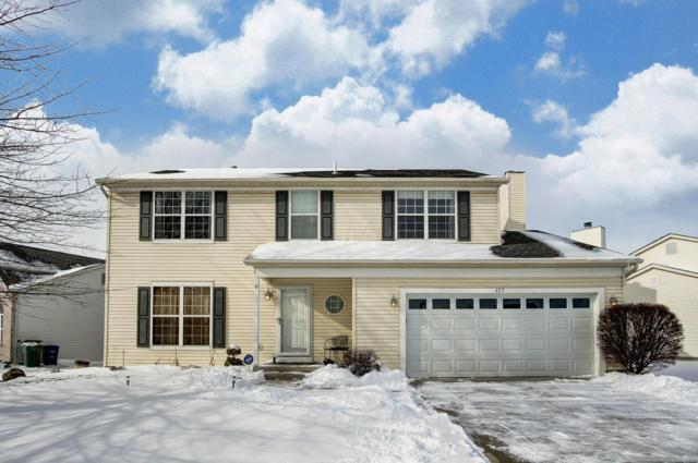 409 Hances Drive, Blacklick, OH 43004 (MLS #219002009) :: Brenner Property Group | KW Capital Partners
