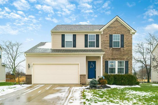 5841 Platinum Drive, Grove City, OH 43123 (MLS #219002144) :: Brenner Property Group | KW Capital Partners