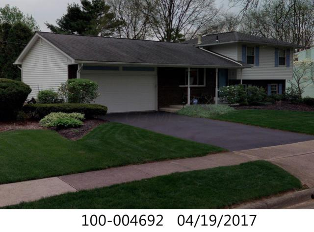 6158 Middlebury Drive W, Worthington, OH 43085 (MLS #219002148) :: Brenner Property Group | KW Capital Partners