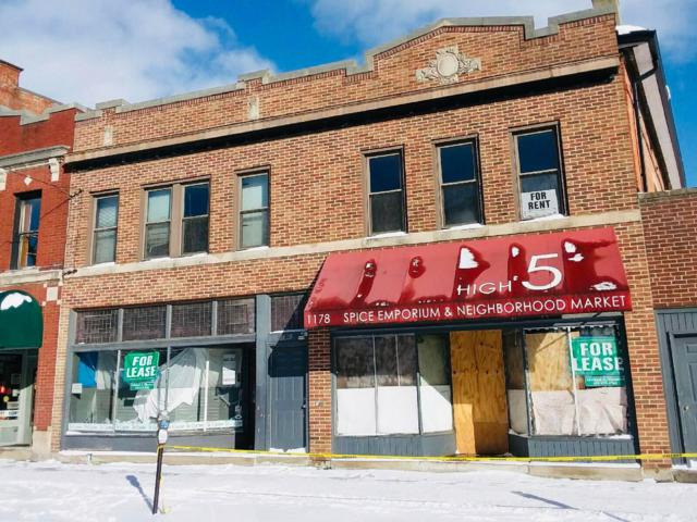 1178-1182 N High Street, Columbus, OH 43201 (MLS #219002174) :: CARLETON REALTY
