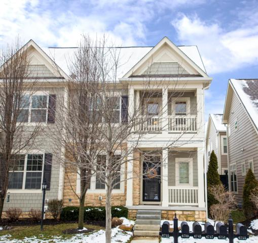 6747 Cooperstone Drive #79, Dublin, OH 43017 (MLS #219002183) :: Brenner Property Group | KW Capital Partners