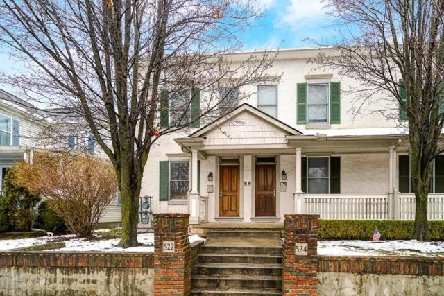 322 Hanford Street, Columbus, OH 43206 (MLS #219002224) :: RE/MAX ONE