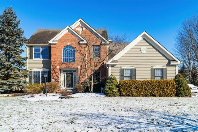 3450 Heritage Oaks Drive, Hilliard, OH 43026 (MLS #219002400) :: Susanne Casey & Associates