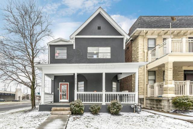 605 Dennison Avenue, Columbus, OH 43215 (MLS #219002422) :: Signature Real Estate