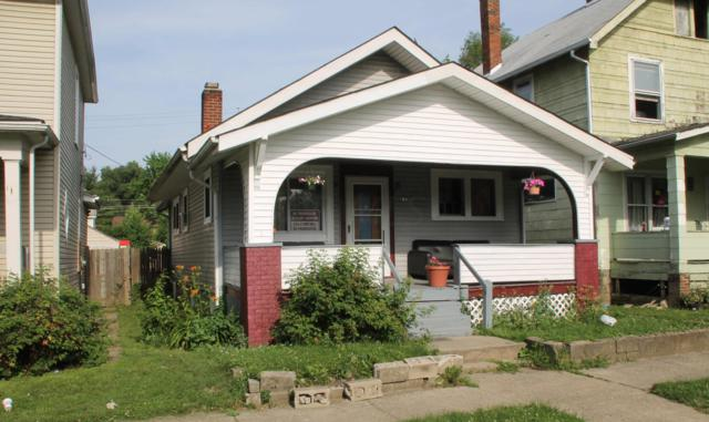 137 S Harris Avenue, Columbus, OH 43204 (MLS #219002745) :: Brenner Property Group | KW Capital Partners