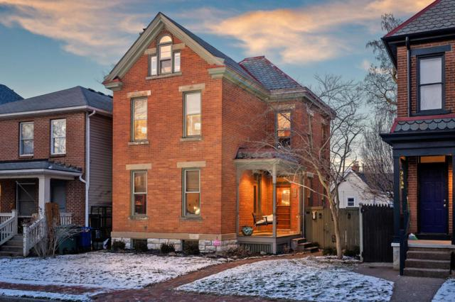 492 E Sycamore Street, Columbus, OH 43206 (MLS #219002828) :: Brenner Property Group | KW Capital Partners