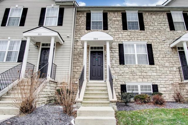 309 Southworth Drive, Sunbury, OH 43074 (MLS #219002916) :: RE/MAX ONE