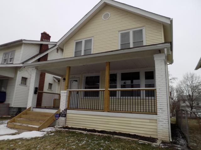 219 N Wayne Avenue, Columbus, OH 43204 (MLS #219002953) :: Brenner Property Group | KW Capital Partners
