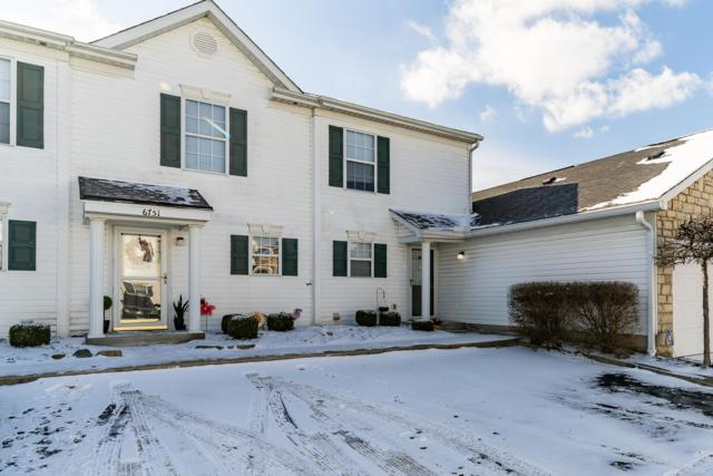 6751 Hamler Drive 30C, Canal Winchester, OH 43110 (MLS #219002955) :: The Raines Group