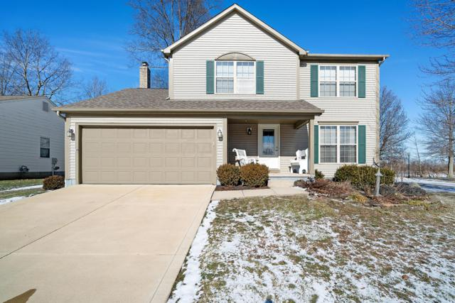 609 Thistle Drive, Delaware, OH 43015 (MLS #219002966) :: RE/MAX ONE