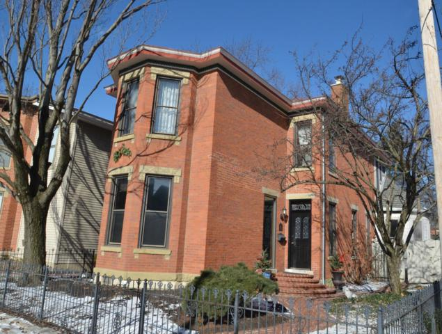 78 Price Avenue, Columbus, OH 43201 (MLS #219003016) :: The Raines Group