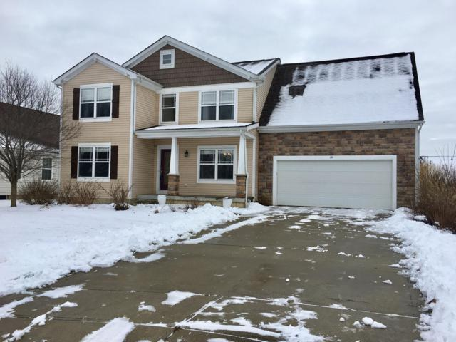 141 Tyler Place, Johnstown, OH 43031 (MLS #219003082) :: The Clark Group @ ERA Real Solutions Realty