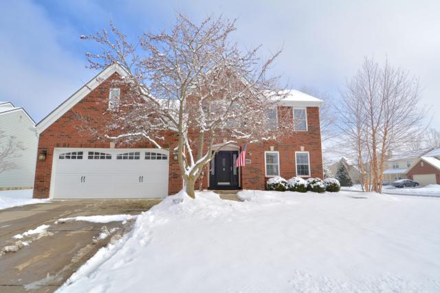860 Brosmer Drive, Reynoldsburg, OH 43068 (MLS #219003124) :: Brenner Property Group | KW Capital Partners