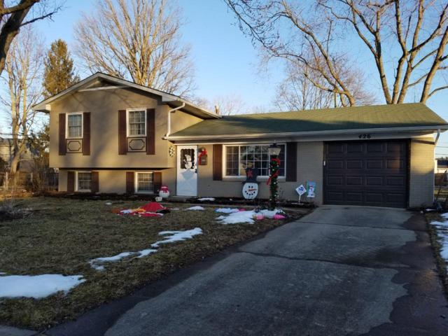 426 Denwood Court, Columbus, OH 43230 (MLS #219003164) :: Brenner Property Group   KW Capital Partners