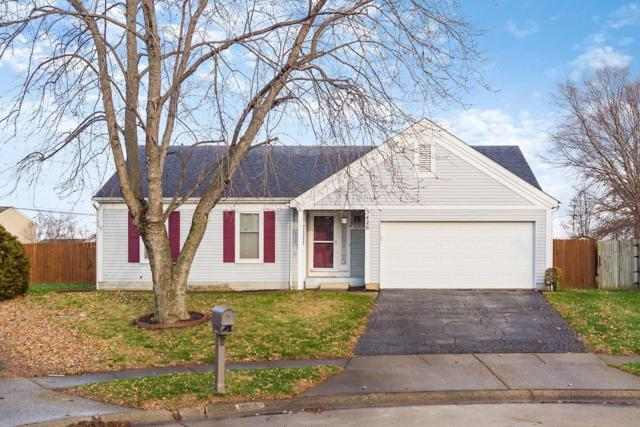 3426 Furrow Court, Canal Winchester, OH 43110 (MLS #219003309) :: Brenner Property Group   KW Capital Partners