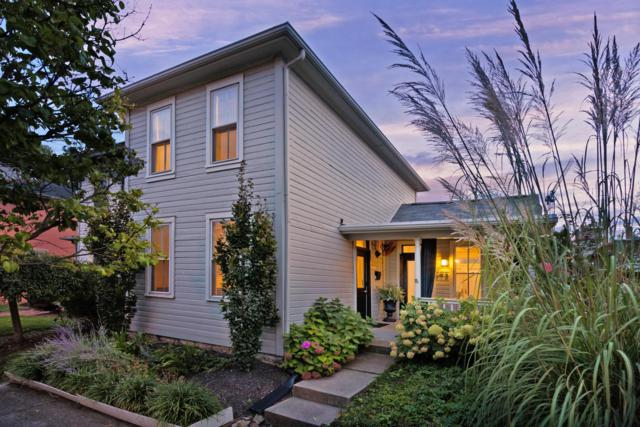 693 Kerr Street, Columbus, OH 43215 (MLS #219003409) :: Brenner Property Group | KW Capital Partners