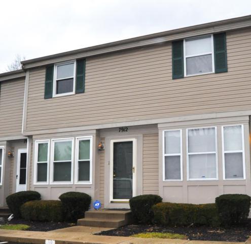 7912 Barkwood Drive 22E, Worthington, OH 43085 (MLS #219003526) :: Berkshire Hathaway HomeServices Crager Tobin Real Estate