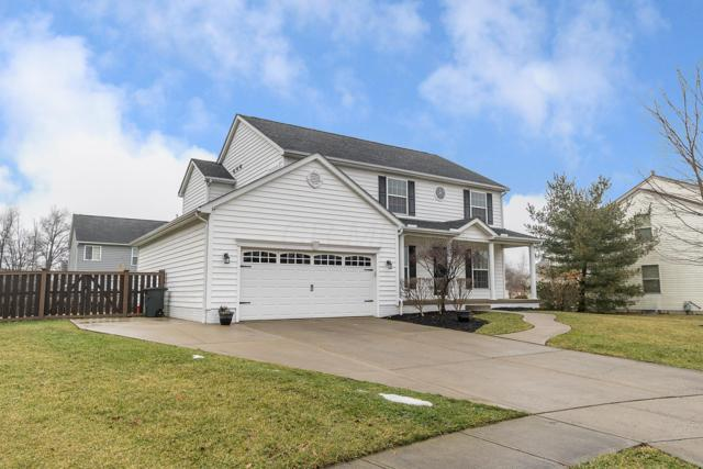 1049 Lupine Court, Reynoldsburg, OH 43068 (MLS #219003533) :: Brenner Property Group | KW Capital Partners
