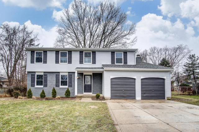 6349 Showy Court, Westerville, OH 43081 (MLS #219003554) :: Brenner Property Group | KW Capital Partners