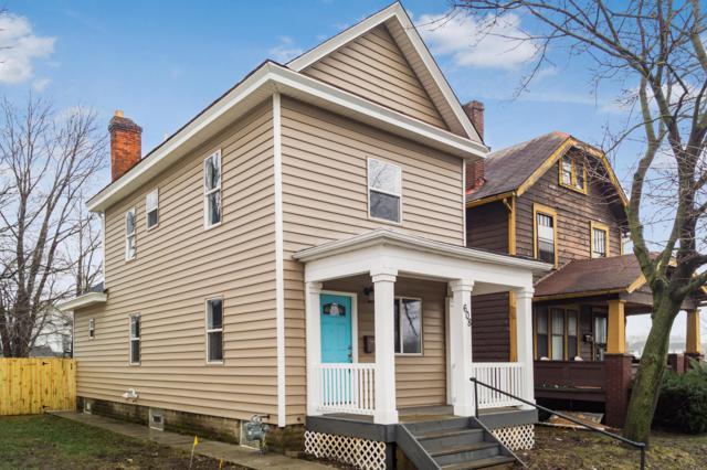 608 Kelton Avenue, Columbus, OH 43205 (MLS #219003576) :: Brenner Property Group   KW Capital Partners