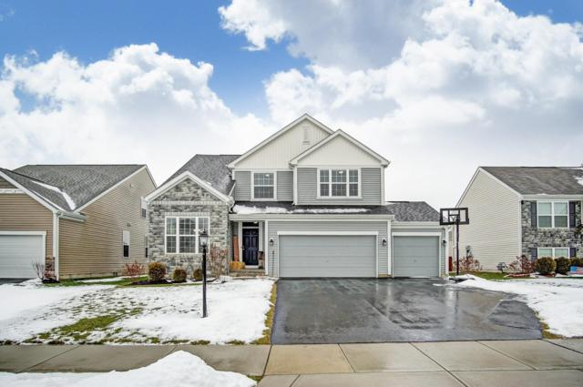 129 Halcyon Drive, Etna, OH 43062 (MLS #219003620) :: Shannon Grimm & Partners