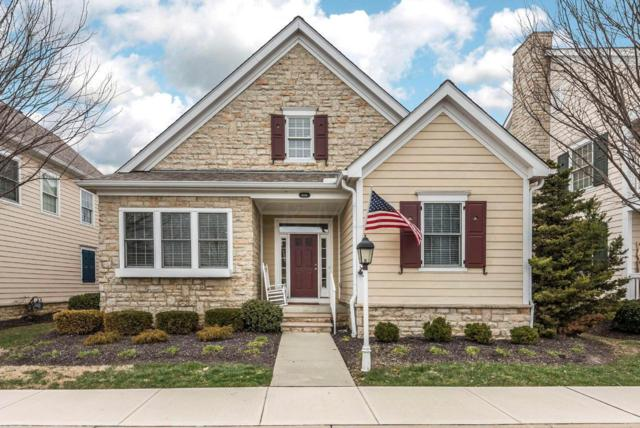 6018 Kenzie Lane, Dublin, OH 43017 (MLS #219003657) :: The Clark Group @ ERA Real Solutions Realty