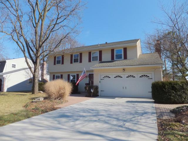 50 Millfield Avenue, Westerville, OH 43081 (MLS #219003772) :: Brenner Property Group | KW Capital Partners
