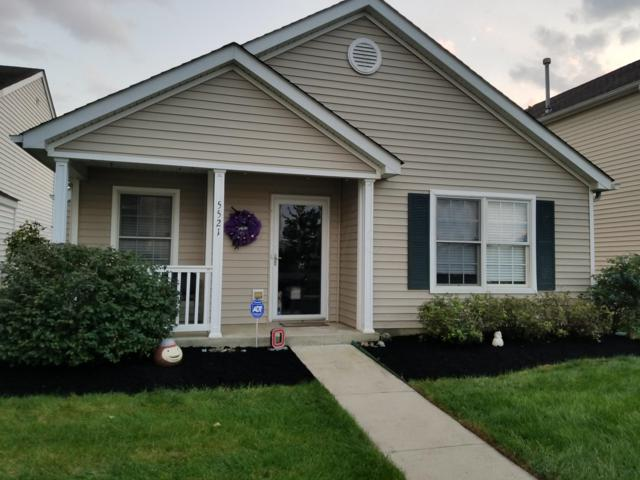 5521 Leinster Street #142, Canal Winchester, OH 43110 (MLS #219003924) :: The Clark Group @ ERA Real Solutions Realty