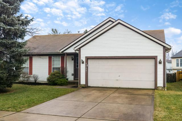 5725 Saucony Drive, Hilliard, OH 43026 (MLS #219003947) :: The Clark Group @ ERA Real Solutions Realty