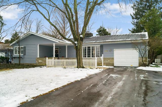 2635 Mount Holyoke Road, Upper Arlington, OH 43221 (MLS #219003966) :: Berkshire Hathaway HomeServices Crager Tobin Real Estate