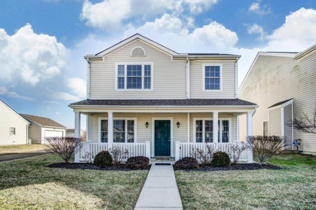 5374 Blackmer Ridge Boulevard, Canal Winchester, OH 43110 (MLS #219004042) :: The Clark Group @ ERA Real Solutions Realty