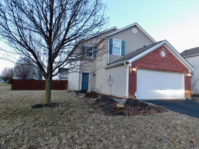 6862 Spring Bloom Drive, Canal Winchester, OH 43110 (MLS #219004064) :: The Clark Group @ ERA Real Solutions Realty