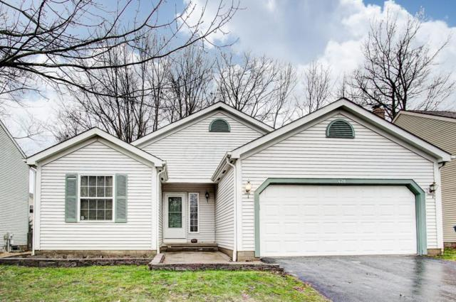 428 Bent Tree Drive, Marysville, OH 43040 (MLS #219004078) :: The Clark Group @ ERA Real Solutions Realty