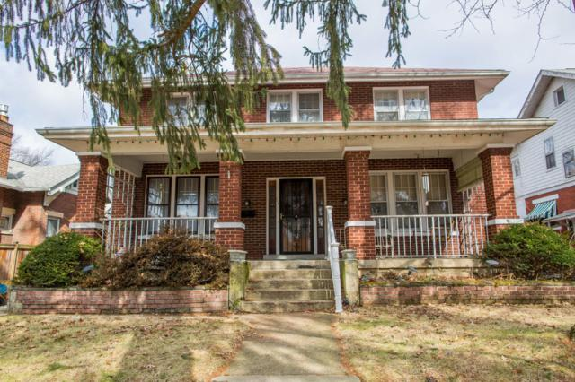 118 Chatham Road, Columbus, OH 43214 (MLS #219004104) :: ERA Real Solutions Realty