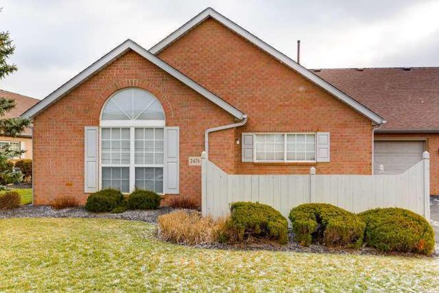 2476 Meadow Glen Lane, Hilliard, OH 43026 (MLS #219004139) :: The Clark Group @ ERA Real Solutions Realty