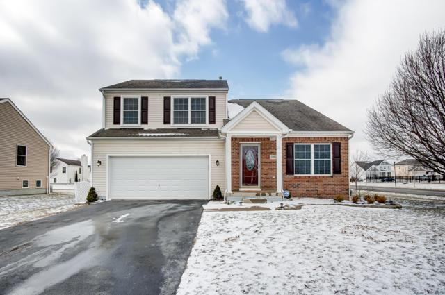 2093 Shetland Street, Marysville, OH 43040 (MLS #219004141) :: Berkshire Hathaway HomeServices Crager Tobin Real Estate