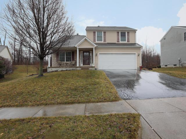 7832 Ashstone Court, Canal Winchester, OH 43110 (MLS #219004177) :: The Clark Group @ ERA Real Solutions Realty