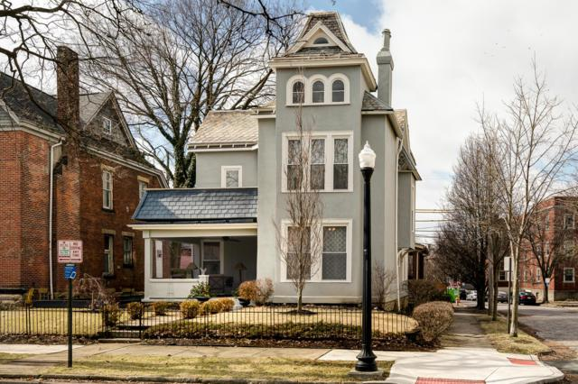 1329 Forsythe Avenue, Columbus, OH 43201 (MLS #219004184) :: Keller Williams Excel