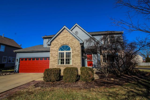 3717 Mariners Way, Lewis Center, OH 43035 (MLS #219004186) :: ERA Real Solutions Realty