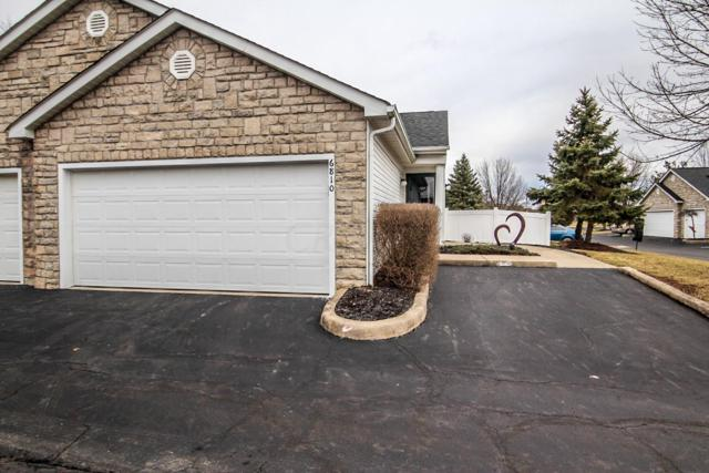 6810 Axtel Drive 20E, Canal Winchester, OH 43110 (MLS #219004212) :: The Raines Group