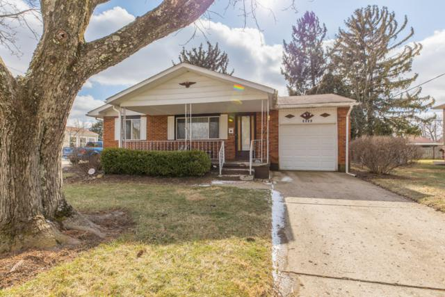 3081 Thomas Avenue, Grove City, OH 43123 (MLS #219004245) :: The Clark Group @ ERA Real Solutions Realty