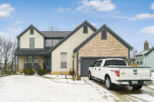 4668 Clayburn Drive E, Grove City, OH 43123 (MLS #219004251) :: The Clark Group @ ERA Real Solutions Realty