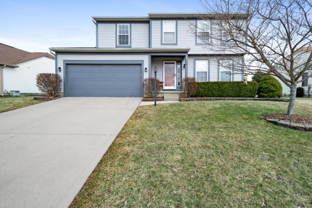 436 Lorraine Boulevard, Pickerington, OH 43147 (MLS #219004282) :: The Clark Group @ ERA Real Solutions Realty
