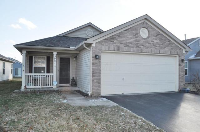 3901 Rosette Drive, Grove City, OH 43123 (MLS #219004306) :: Berkshire Hathaway HomeServices Crager Tobin Real Estate