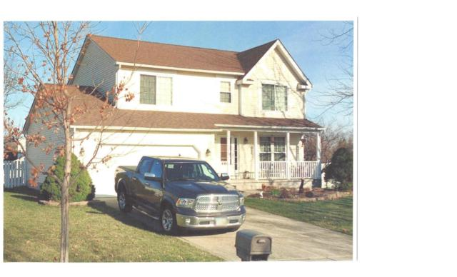5550 Moonflower Street, Grove City, OH 43123 (MLS #219004308) :: Berkshire Hathaway HomeServices Crager Tobin Real Estate