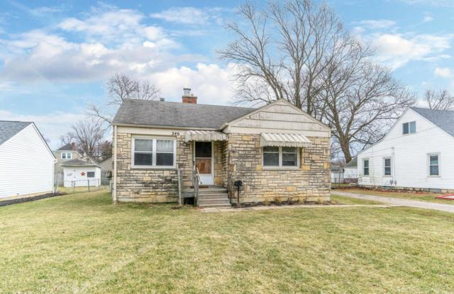 246 Lawrence Avenue, Columbus, OH 43228 (MLS #219004325) :: The Clark Group @ ERA Real Solutions Realty